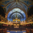 I was the third time in Montreal, but it took till now that I had a chance to visit Notre-Dame Basilica of Montreal. I had no idea, what I was […]