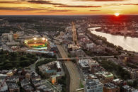 I'm on my way back to Boston. It's time for a new photo and why not one from my home town. This picture I took from the Prudential Center in […]
