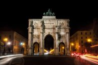 What the Champs Elysees and the arc de triumph is for the people in Paris is the Ludwigstrasse and the victory gate for the people in munich. (Pretty likely it […]