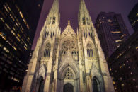 This building is pretty likely one of the most iconic inner-city cathedrals in the world. The photo was taken from the side of the Rockefeller Center. It's a classical perspective, […]